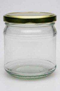 Rundglas  410 ml