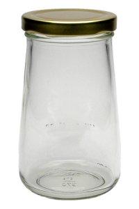Schmuckglas 370 ml konisch
