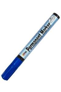 Permanent Marker medium blau