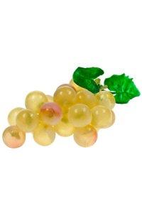 Weintraube weiß zum Anhängen, 9 cm