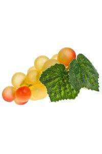 Weintraube weiß zum Anhängen, 12 cm