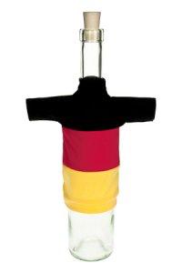 Flaschendeko Deutschland-Trikot