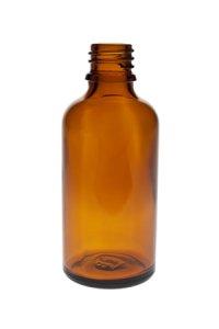 Tropfflasche  50 ml braun