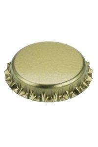 Kronkorken DIN 6099 gold