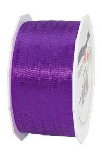 Stoffband Europa 50 m, 10 mm lila