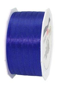 Stoffband Europa 50 m, 10 mm royalblau
