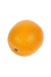 Deko-Frucht Orange