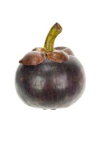 Deko-Frucht Mangostane