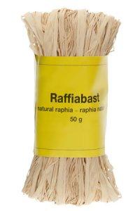 Raffia Bast 50 g natur