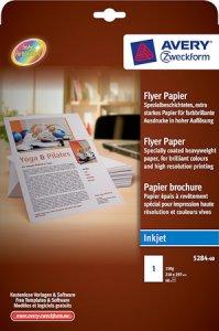 Flyerpapier Inkjet