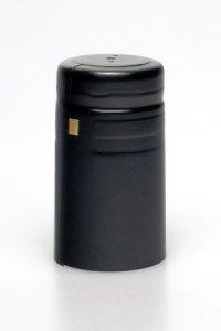 Anschrumpfkapsel 32,5x60 mm schwarz