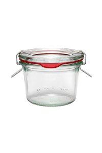 WECK-Mini-Sturzglas  80 ml - ZWÖLFERPACK