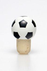 Holzgriffkorken Fußball, Korken 19 mm