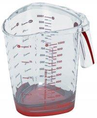 Messbecher 1,0 Liter eckig