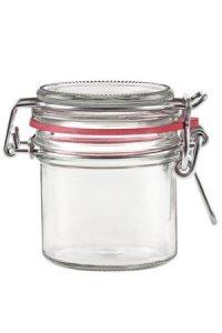Bügelglas  125 ml