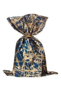 Schmuckbeutel Nexus blau 10 x 15 cm - 10er Pack