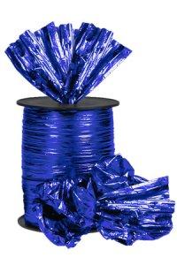 Polysilk 50 m blau matt metallic