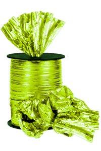 Polysilk 50 m hellgrün matt metallic