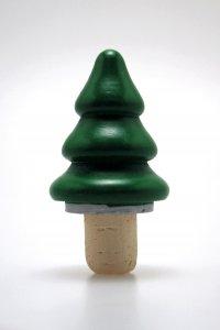 Tannenbaum-Korken 16 mm grün