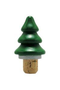 Tannenbaum-Korken 18 mm grün - 2. WAHL