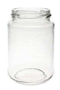 Rundglas  380 ml