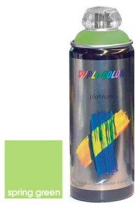 Platinum Spray seidenmatt frühlingsgrün