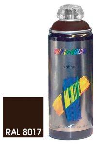 Platinum Spray seidenmatt schokoladenbraun, 150 ml