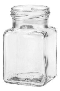 Quadratglas 150 ml