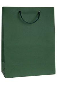 Geschenktüte dunkelgrün groß