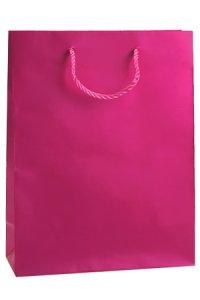 Geschenktüte pink groß