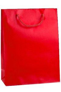 Geschenktüte rot groß