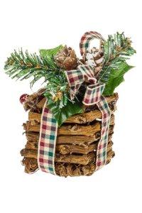 Weihnachtsdeko Anhänger Geschenk