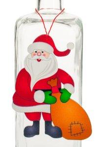 Weihnachtsanhänger Fröhlicher Weihnachtsmann
