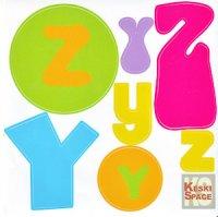 Aufkleber Gib mir ein Y und ein Z