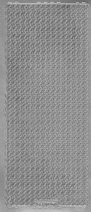 Sticker Bordüren silber