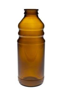 Ricalflasche 250 ml braun