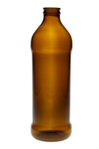 Ricalflasche 500 ml braun