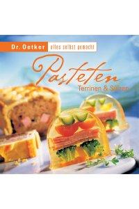 Pasteten, Terrinen und Sülzen (Buch)