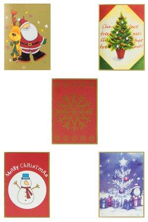 geschenkaufkleber 39 weihnachtskarten 39 15 st ck. Black Bedroom Furniture Sets. Home Design Ideas