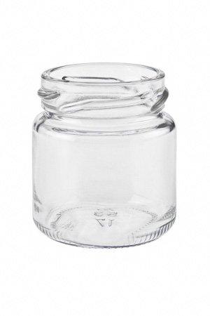 40 Stück X 40ml Einmachgläser • Einkochgläser mit Schraubdeckel TO 43 mm Honig •
