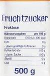 Fruchtzucker, 500 g
