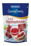Fruchtaufstrich 1-2-3, 130 g (Neue Rezeptur)