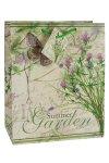 Geschenktasche Summer Garden Wiesenblume, 18,5 x 10,5 x 23 cm