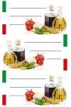 Etiketten 'Italienische K�che'