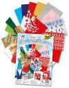 Folia Basteltrends Weihnachten skandinavisch 169-teilig
