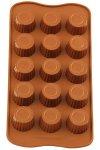 Schokoladen- und Backform Pralinen