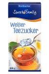 Weißer Teezucker, 500 g