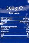 Rohrzucker weiß, 500 g