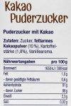 Kakao-Puderzucker, 300 g