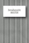 Flaschentasche Nadelstreifen grau, 12 x 10 x 35 cm